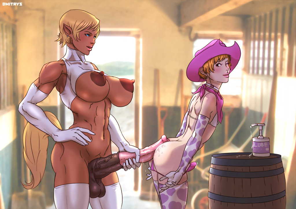 hot-cowgirl-toon-porn